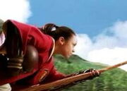 Angelina Johnson Quidditch