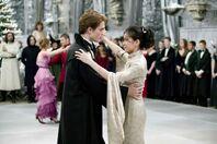 Cho + Cedric tanzen