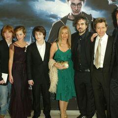 На премьере фильма <i>Гарри Поттер и узник Азкабана</i> <a href=