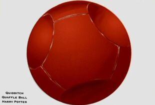 Quidditch Quaffle Ball (Concept Artwork)