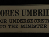 Subsecretário Sênior do Ministro da Magia