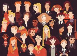 Armée de Dumbledore - Pottermore