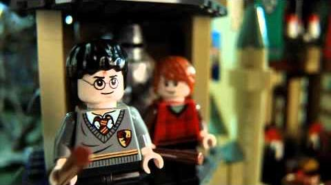 Lego Harry Potter 2011 - Commercial