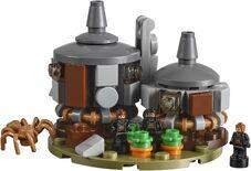 Lego chatka Hagrida