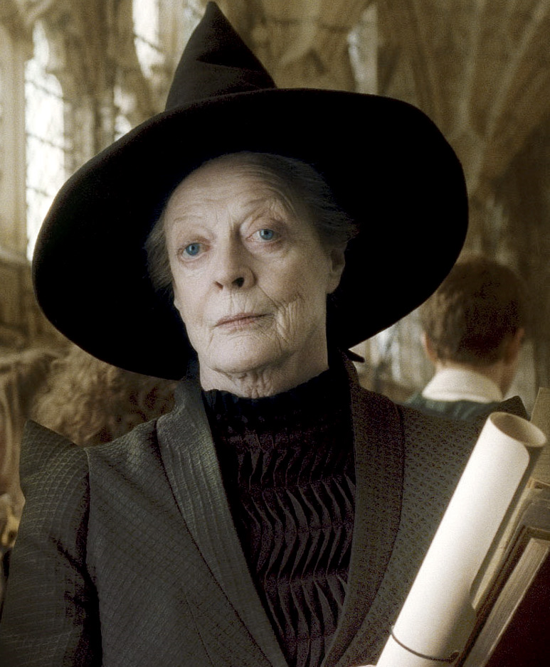 Image result for professor mcgonagall