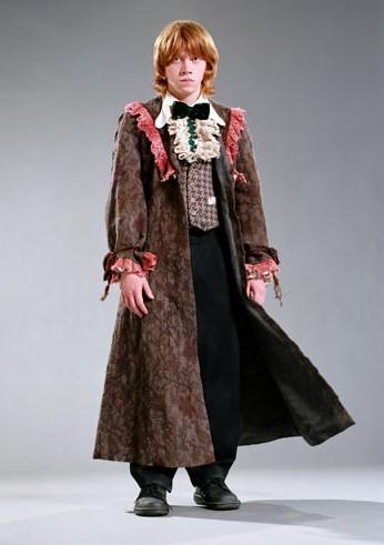 Ronald Weasley\'s dress robes | Harry Potter Wiki | FANDOM powered by ...