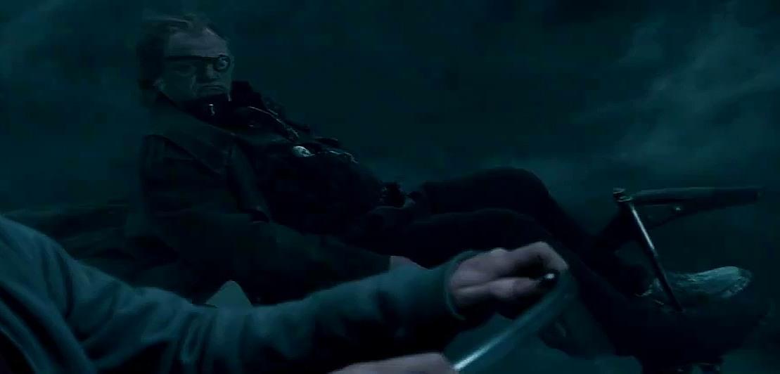 Alastor Moody Battle Over Little Whinging
