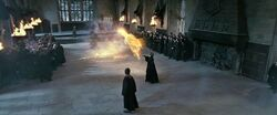 McGonagall vs Snape