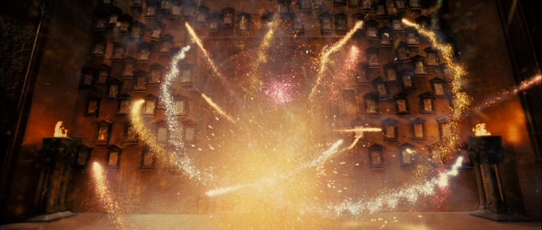 Image result for weasley fireworks