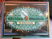 Golden Snitch - Snitch Snatcher - The Quidditch Game (real board game front)-MHP