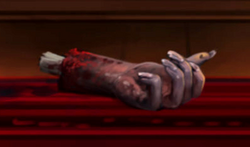 Loose Hand Boggart