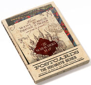 MinaLima Store - The Hogwarts Series Postcards