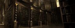PM-Moment B1C12 HogwartsLibrary