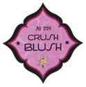Crush Blush Label