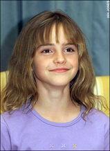 Emma watson 11 yrs