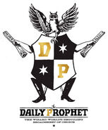 MinaLima Store - The Daily Prophet Insignia