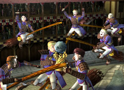 Niemiecka narodowa drużyna quidditcha