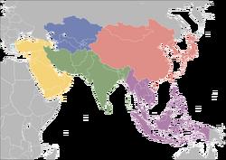 United Nations geoscheme (Asia) svg