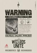 WU Snitch Print