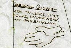 Защитная одежда драконологов (от Роулинг)