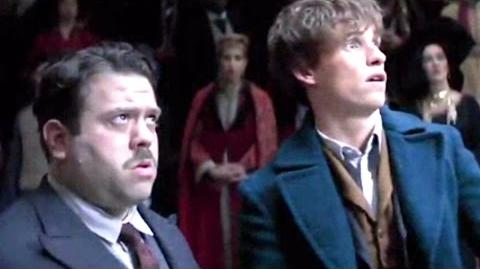 Fantastic Beasts and Where to Find Them - Spot TV 16