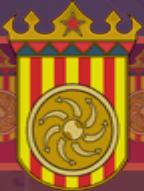 Herb hiszpańskiej narodowej drużyny quidditcha
