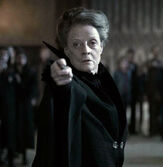 McGonagall Accepted Combative Position