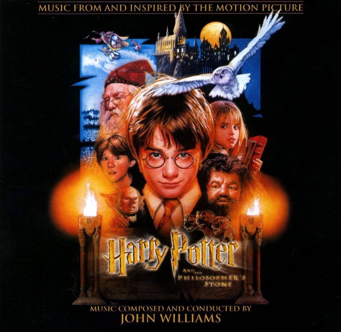 Harry Potter soundtracks | Harry Potter Wiki | FANDOM powered by Wikia