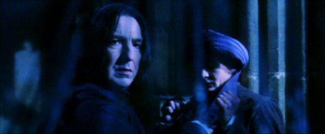 File:Snape & Quirrel.jpg