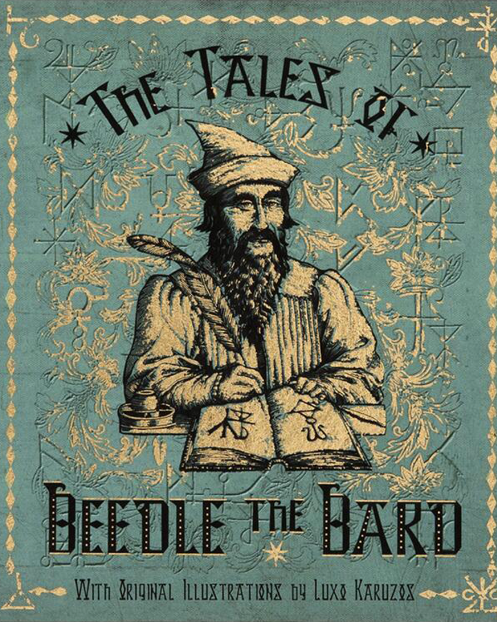 The Tales of Beedle the Bard | Harry Potter Wiki | Fandom