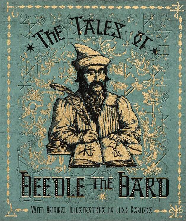 Jk Rowling Tales Of Beedle The Bard Pdf