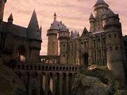 Hogwarts foto