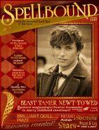 Spellbound – 'Beast Tamer Newt to Wed'