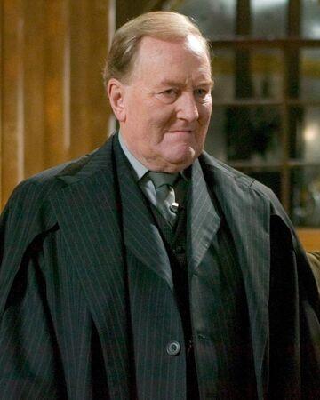 Cornelius Fudge Harry Potter Wiki Fandom
