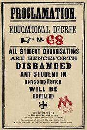 Decreto Educacional Número 68 (24)