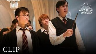 Dumbledore's Army Harry Potter and the Order of the Phoenix