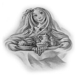 Fleur - Mary GrandPré