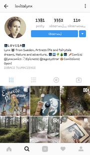 Lovisalynx instagram