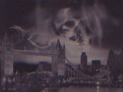 Marca Negra Sobre Londres