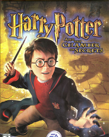 Harry Potter And The Chamber Of Secrets Video Game Harry