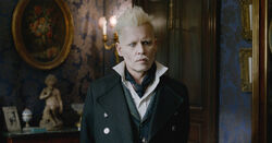 Grindelwald in house