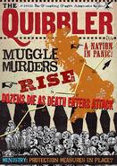 MinaLima Store - The Quibbler - Muggle Murders
