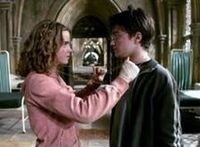 Vira Tempo Hermione Harry