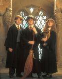 2. Ron Weasley, Harry Potter, Hermione Granger
