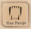 Beast identifier - Has Fangs