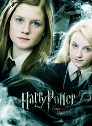 Ginny i Luna