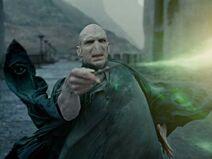 Harry vs voldmort