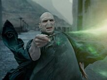Harry vs voldmort