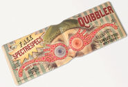 MinaLima Store - Quibbler Spectrespecs Travel Card Holder