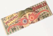 MinaLima Store - Quibbler Spectrespecs Travel Card Holder